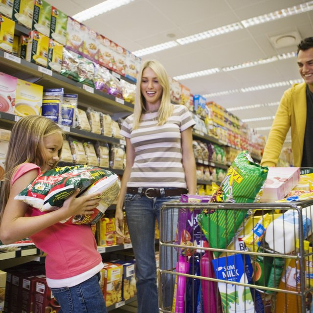 How to Shop Wisely Using Food Stamps