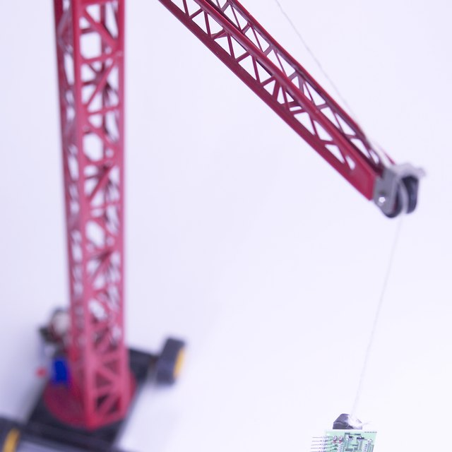 The Best Toy Crane