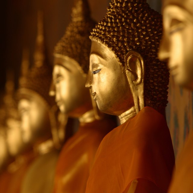 Spiritualism in Buddhism