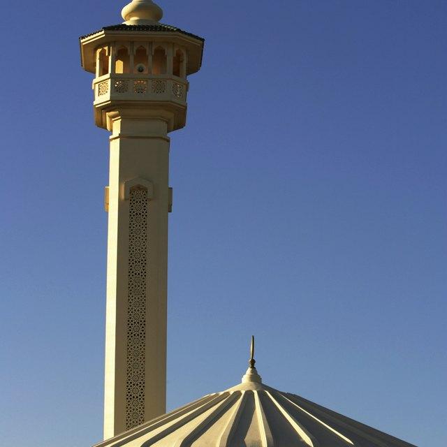 Islamic Mosque Rituals