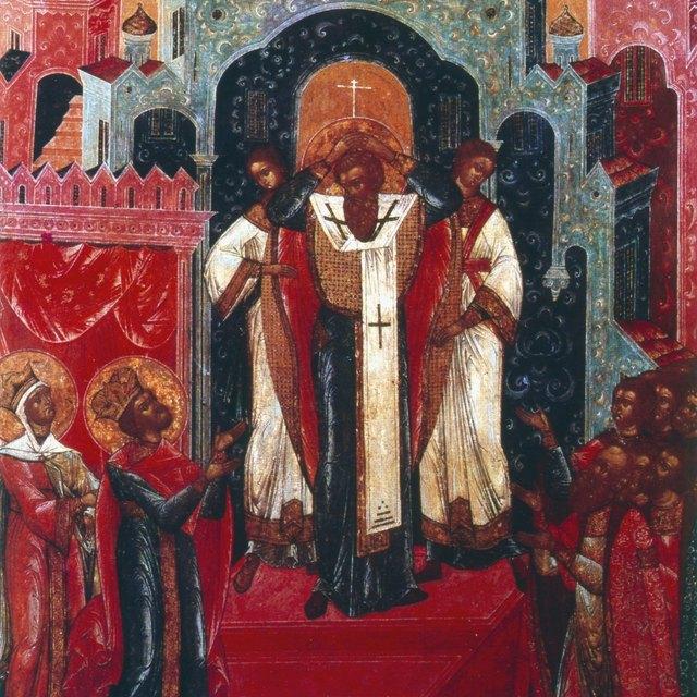 Russian Orthodox Church's Hierarchy