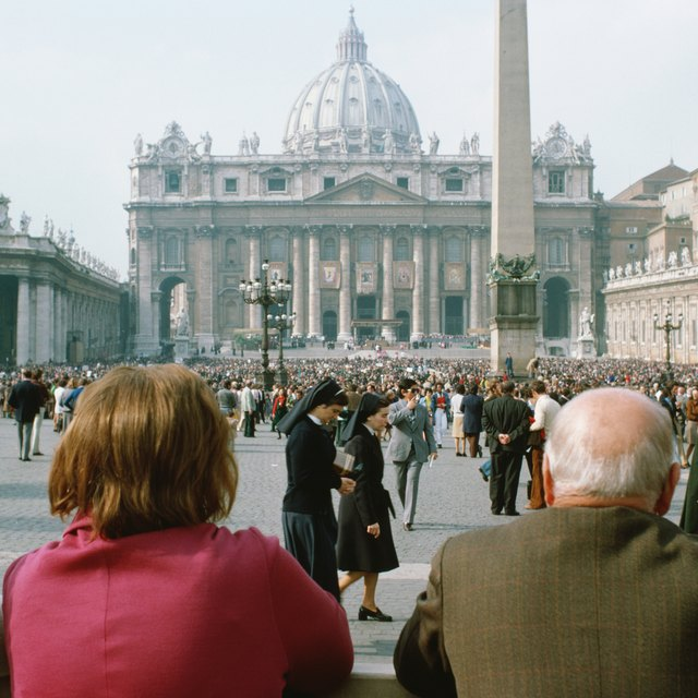 Challenges Facing the Roman Catholic Church