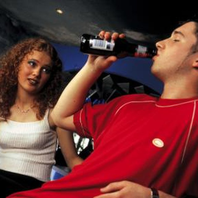 Do I Need to Break Up With My Boyfriend If He Drinks & I Don't Like It?