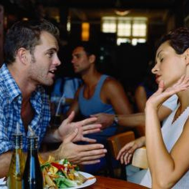 How Can a Bad Attitude Affect a Dating Relationship?