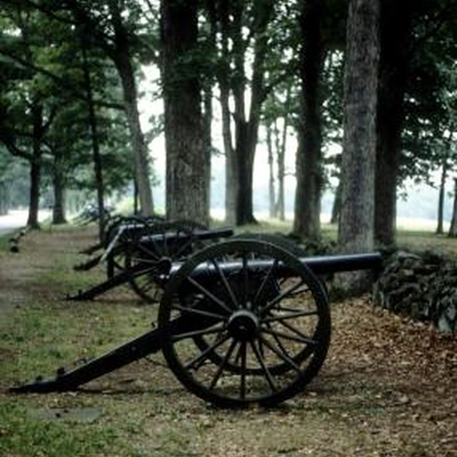 Advantages Both Sides Had Before & During the Civil War