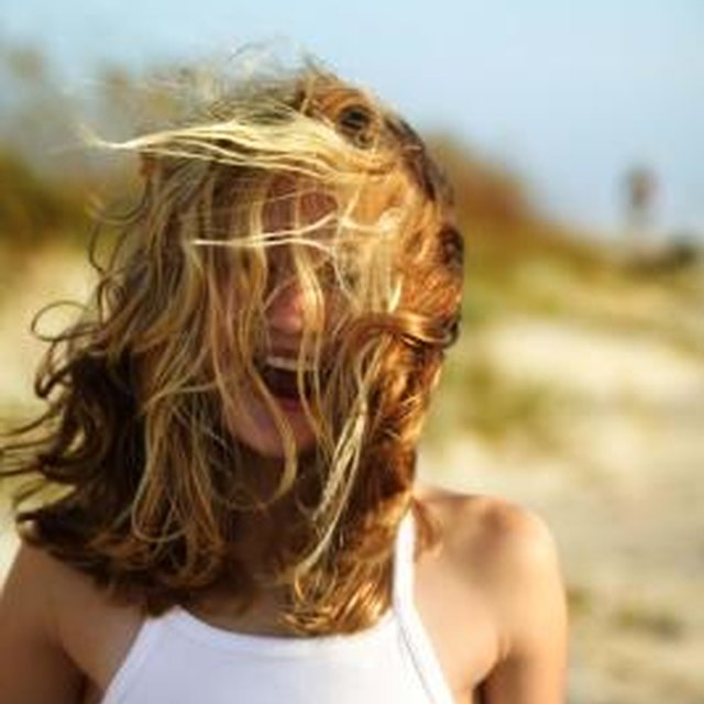 How to Do the Beach Wave With Hot Rollers