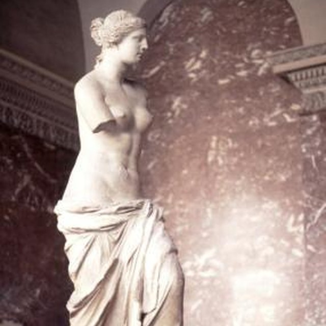 Sexuality in Greek Mythology