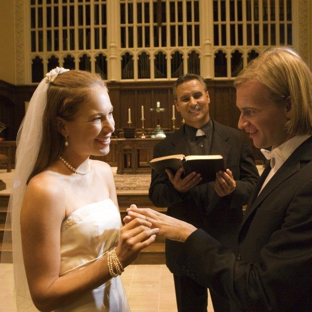 Catholic Wedding Etiquette