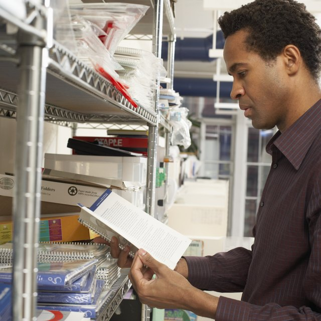How to Manage Inventory of Office Supplies