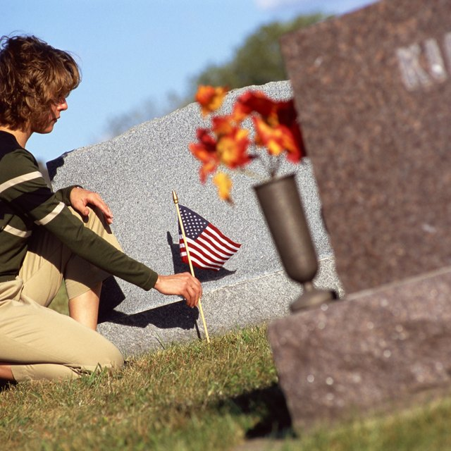 How to Request a Military Burial