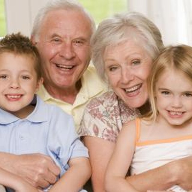 How to Deal With In-Laws That Favor One Grandchild