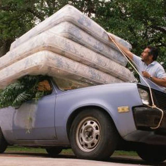 Can Mattresses Be Donated?