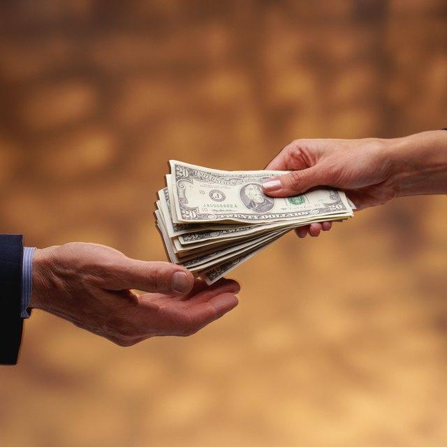 Tax on Cash Bonuses