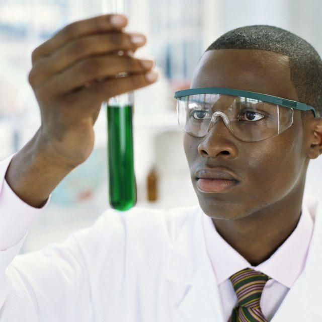 Majors That Require Chemistry