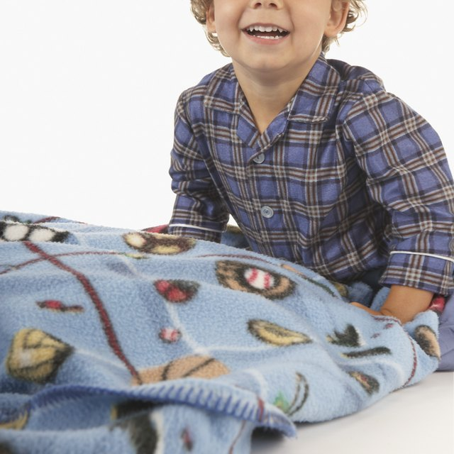 The Best Nap Blanket for Preschool