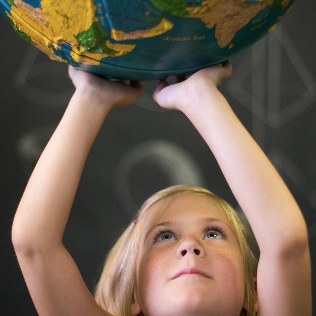 Geography Concepts for Second Graders