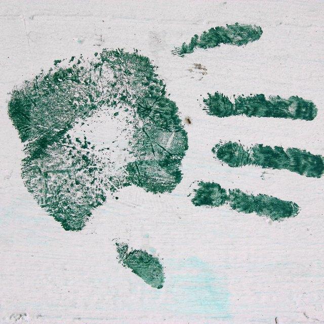 Handprint Christmas Crafts for Preschoolers