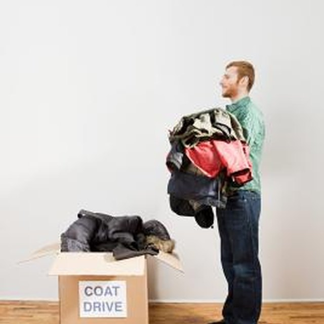 How to Get Appraisal Reports for Clothing Donations