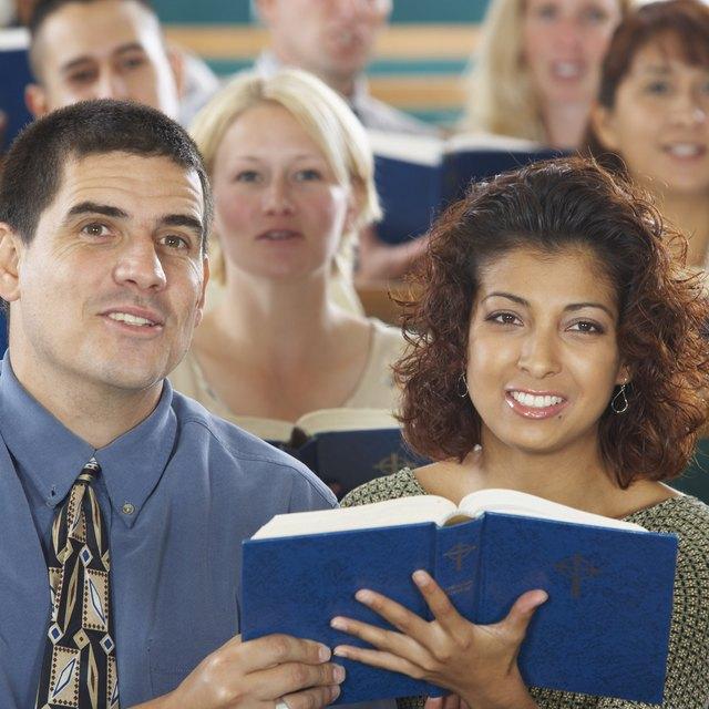 Proper Decorum & Etiquette During a Service at a Methodist Church