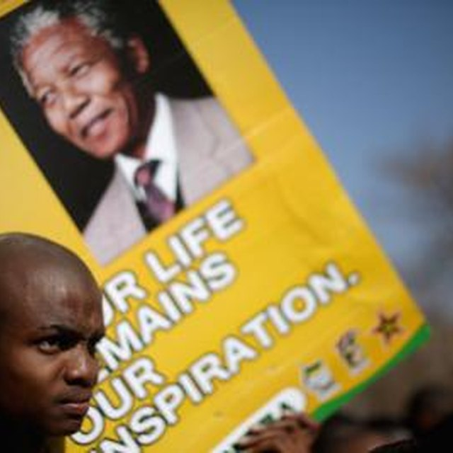What Method Was Used by the African National Congress to Fight Apartheid?
