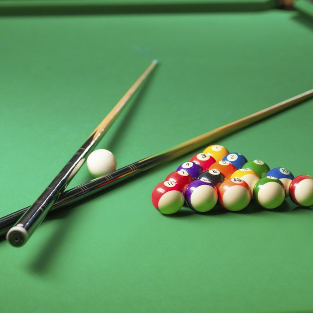 How to Donate a Pool Table
