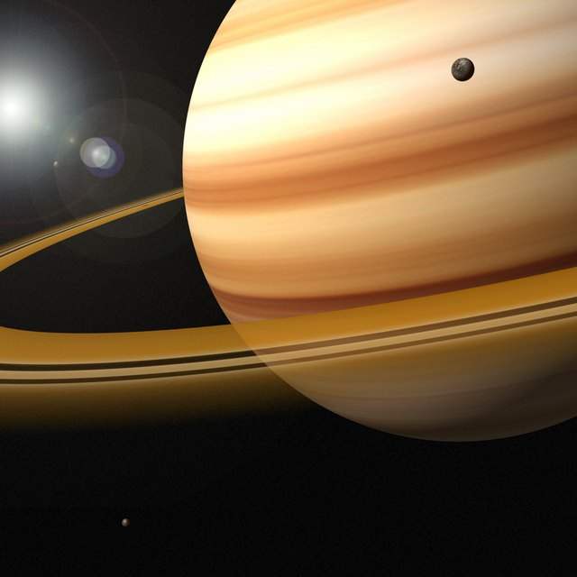 Can Anyone Live on Saturn?