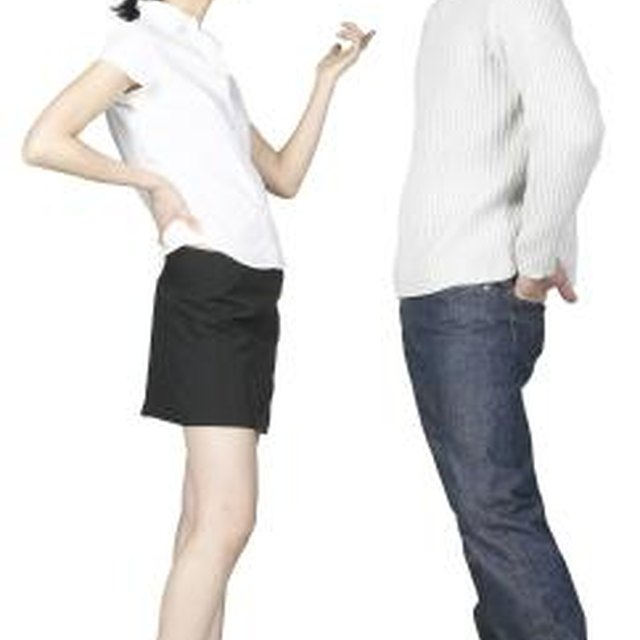 How to Resolve a Conflict With Your Ex-Girlfriend & Get Her Back