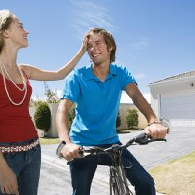 How to Show Romantic Interest in a Friend