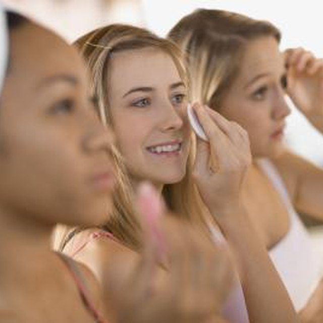 Makeup to Cover Flushing From Rosacea