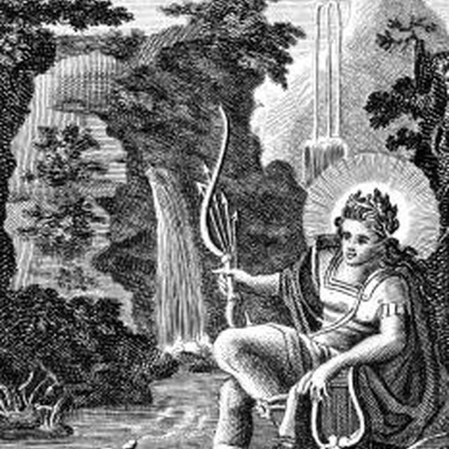 Instruments Used in Greek Mythology
