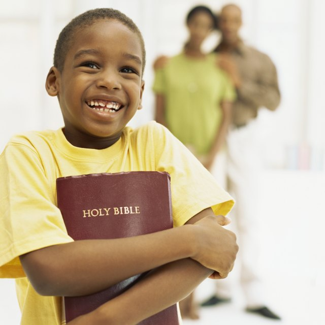Salt & Light Gospel Activities for Children