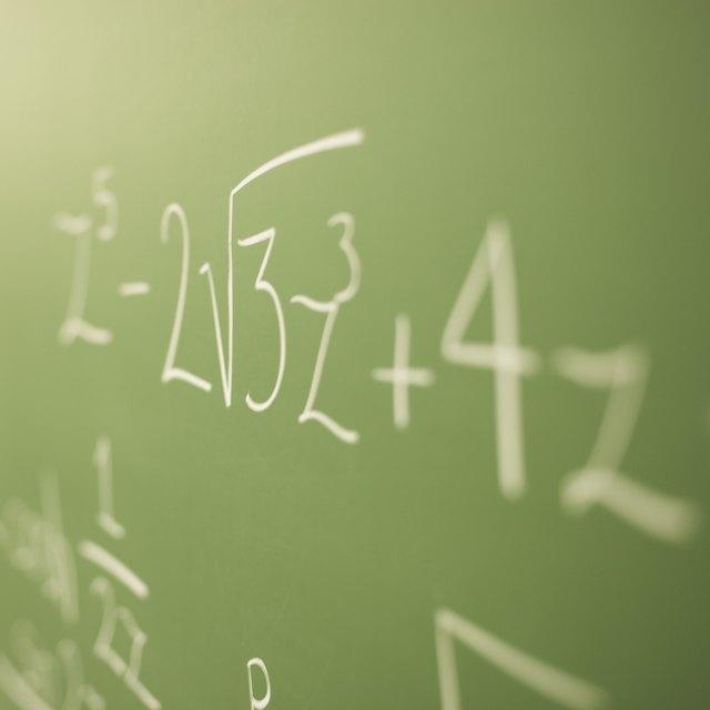 Woodcock-Johnson Math Reasoning Questions
