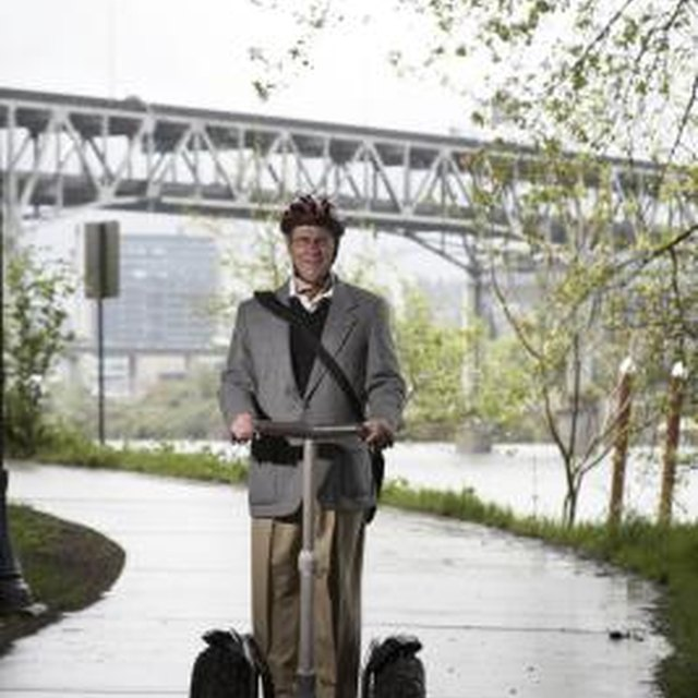 Invention of the Segway