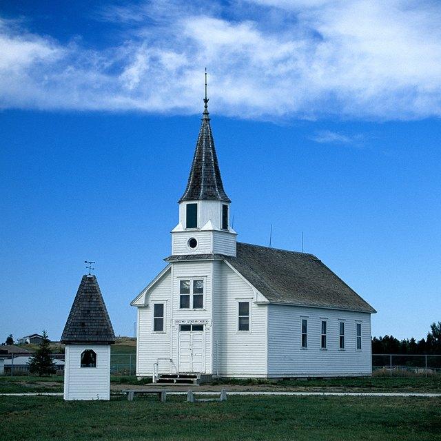 Brief Summary About Baptist, Methodist, Episcopal & Lutheran Churches