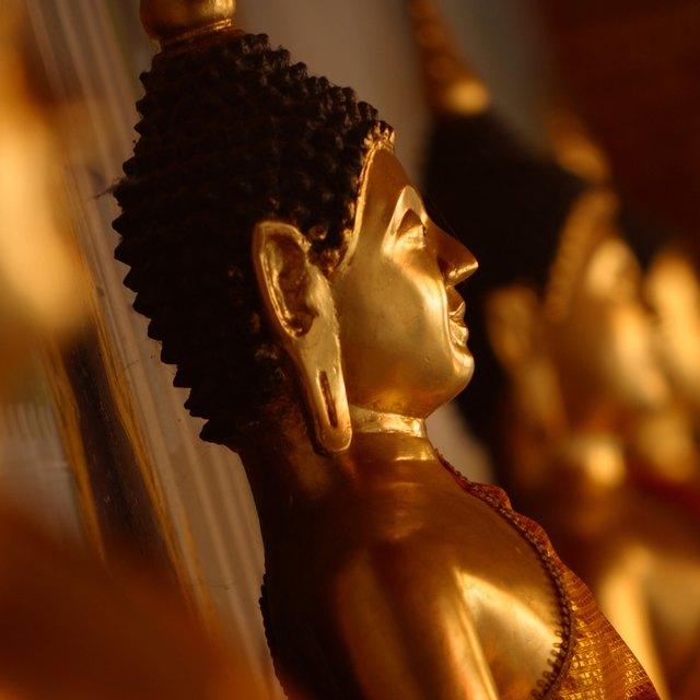 Where Do Buddhist Go to Worship?