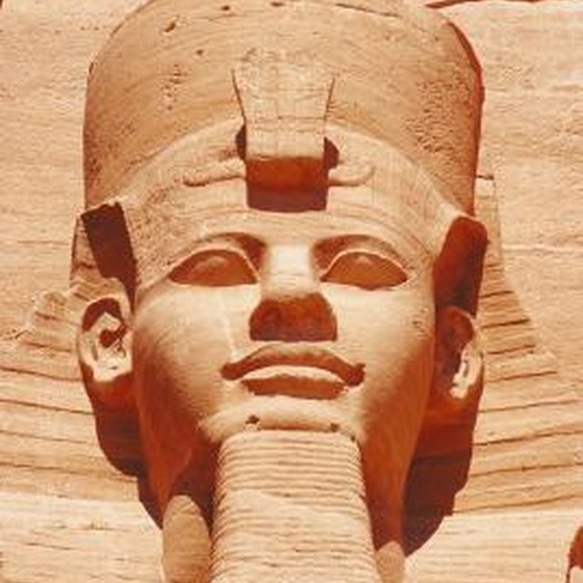 The Ancient Egyptian Coronation Ceremony