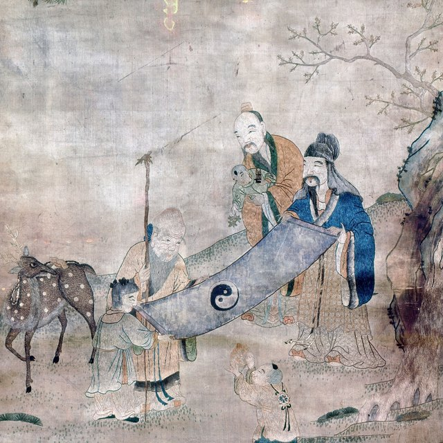 What Are Some Sacred Things in Taoism?