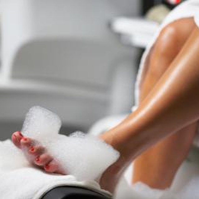 What Does a Pedicure Involve?