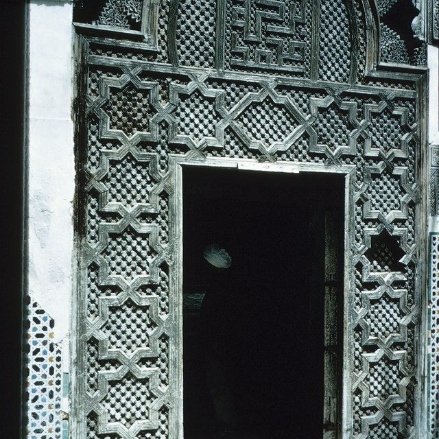 What Do Patterns Mean in Islamic Architecture?