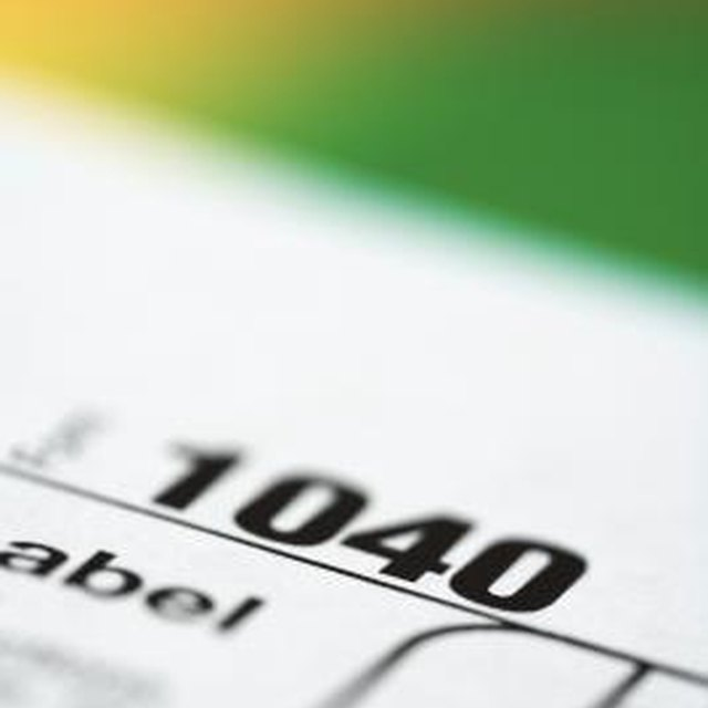 Can an Unemployed Person File a Federal Tax Return?