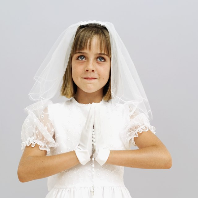 What Happens During a First Communion?