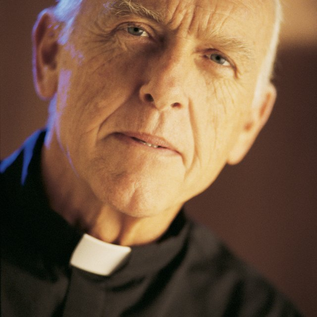 Role of a Jesuit Priest