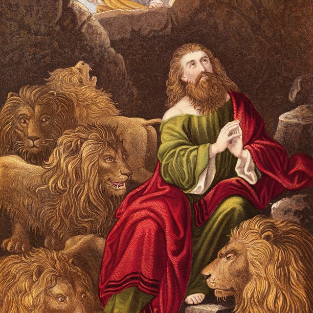 A Craft for Daniel Fasting in the Bible