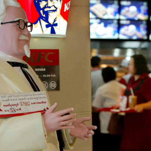 The History of KFC in China
