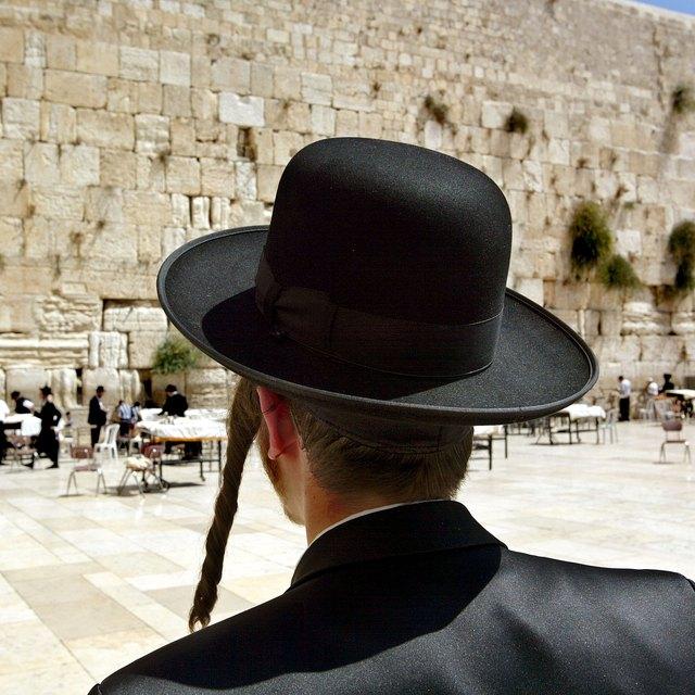 Why Do Orthodox Jews Wear Sidelocks?