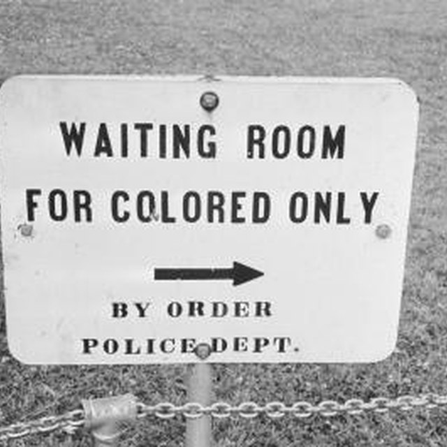What Prompted the Passage of Jim Crow Laws?