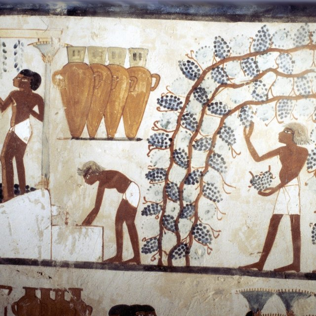 Tools Used by Artists in Ancient Egypt