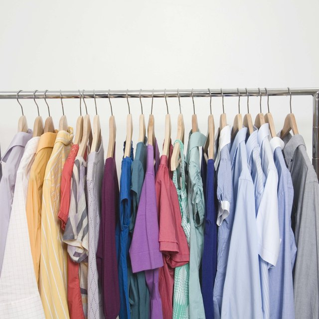 How to Depreciate Donated Clothing