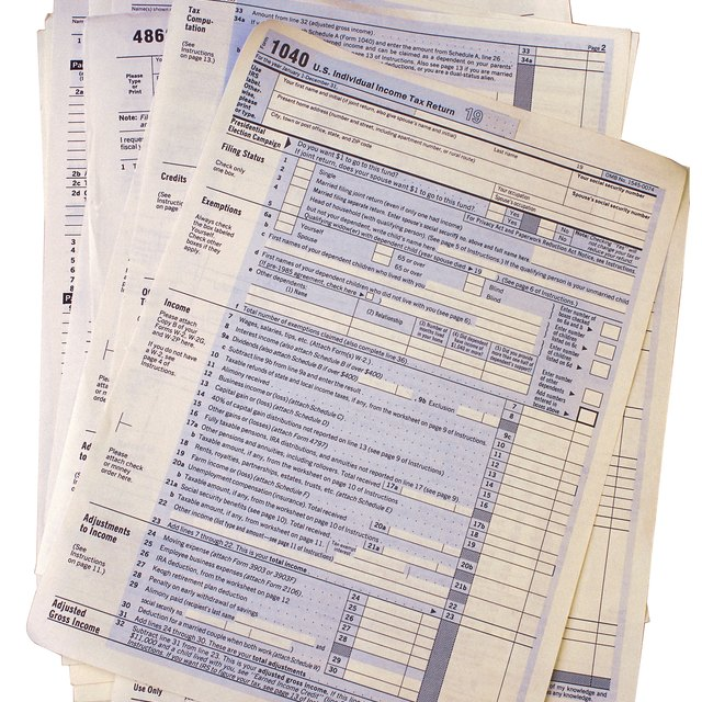 The Difference Between Tax Transcripts & Tax Returns