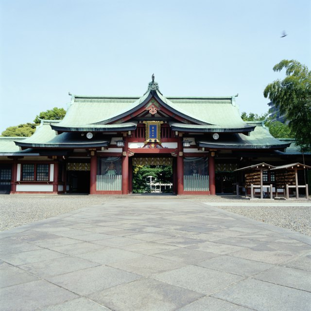 Places Of Worship For Taoism: What Is The Holy Place Of Confucianism?